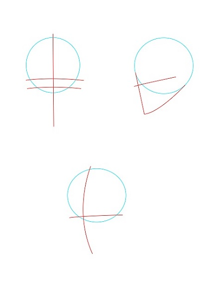 How to draw anime face - Image 2